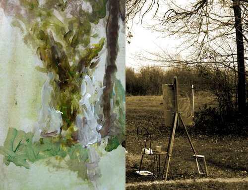 Sur les pas des impressionistes