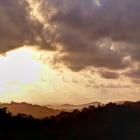 Lever du soleil sur l'Atlantique - Photo : Hervé