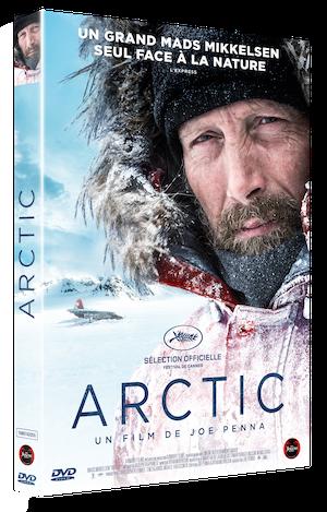 ARCTIC avec Mads Mikkelsen en DVD, Blu-ray et VOD le 19 JUIN 2019