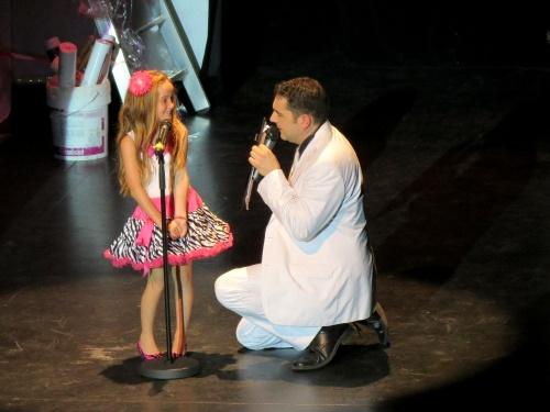 """""""La soirée Relooking et ses incroyables talents"""", proposée par les Vitrines Châtillonnaises, a eu un magnifique succès..."""