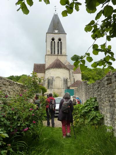 Randonnée entre Mareil-sur-Mauldre et Neauphle-le-Château