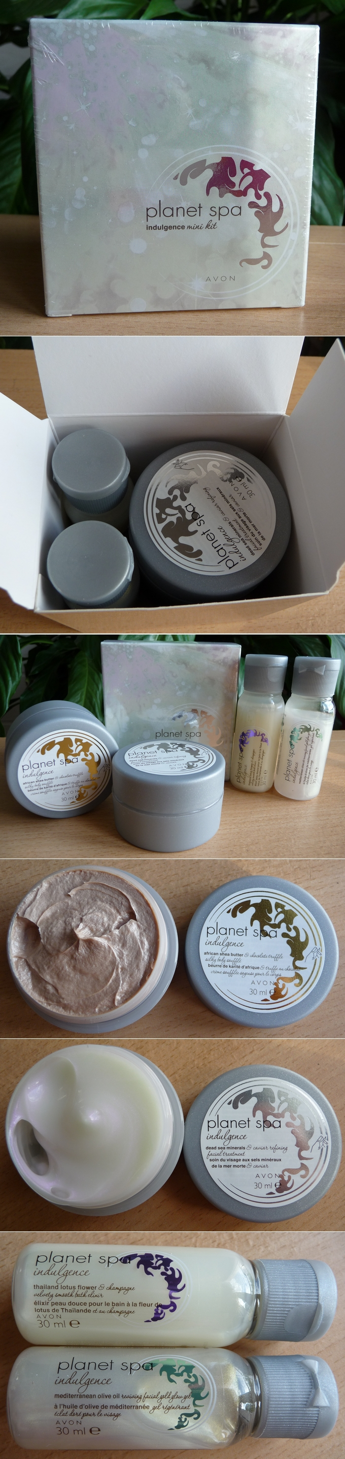 Kit de voyage Planet Spa Indulgence