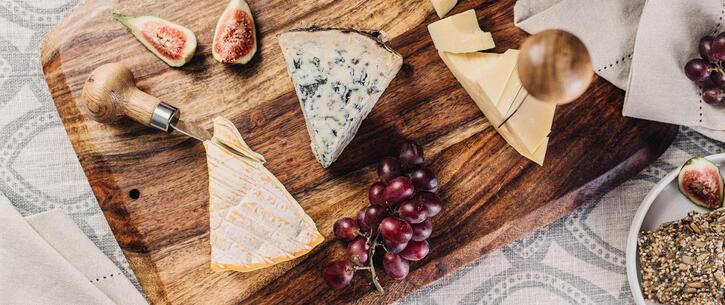 Alimentation 3:  Pratique : comment réaliser son plateau de fromages de fêtes ?