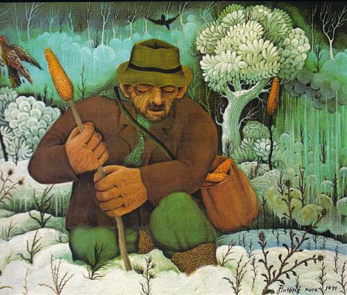 17. Josip Pintaric, peintre-musicien!