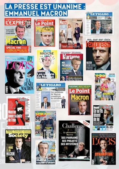 Macron et la bataille du rien