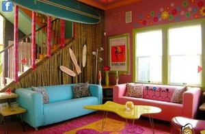 Jouer à Colorful home escape