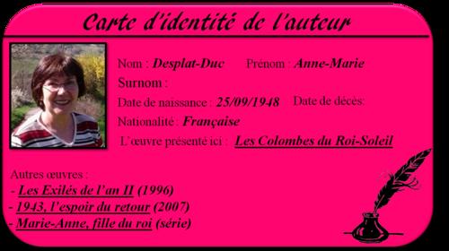 Anne-Marie Desplat-Duc