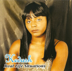 KEDASH - REAL LIFE SITUATIONS (1ST PRESS 2000)
