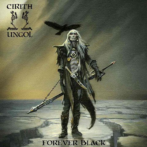 CIRITH UNGOL - Un nouvel extrait de l'album Forever Black dévoilé