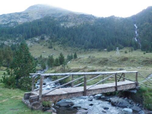 Biados - Pont du Prat
