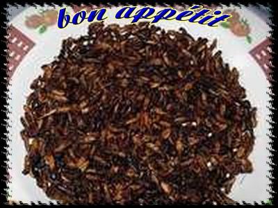 Mbinzo aux poissons fumés