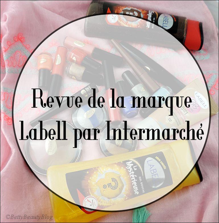 Revue de la marque Labell par intermarché