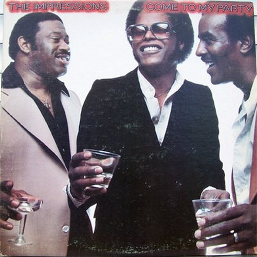 "1979 : Album "" Come To My Party "" Chi Sound 20Th Century Fox Records T 596 [ US ]"