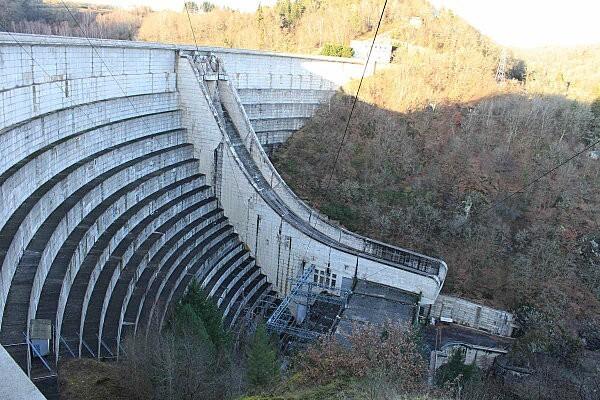 barrage Bort les Orgues -2-