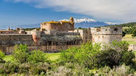Forteresse de Salses | Tourisme Pyrénées-Orientales La forteresse de Salses  et Vauban