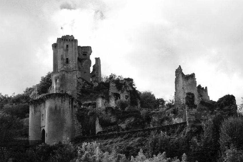 le chateau de Lavardin Loir et cher