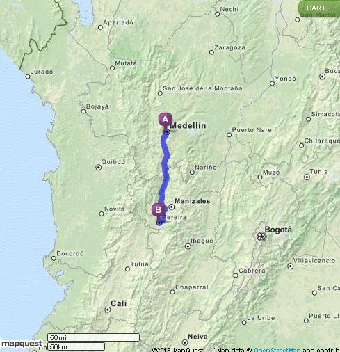 30.01.2013 - Medellín > Pereira