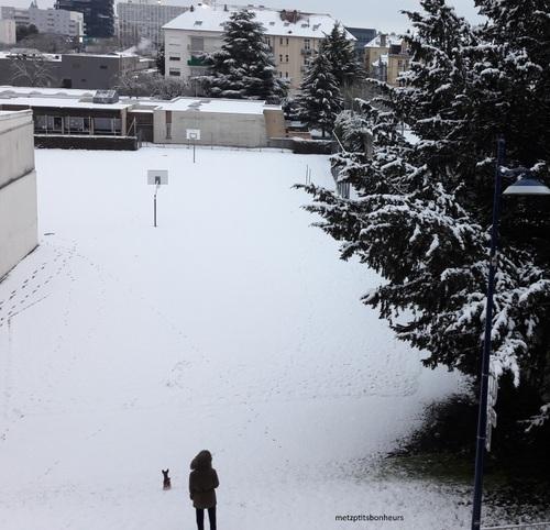Quelle neige!