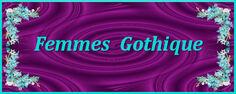 Femmes Gothique