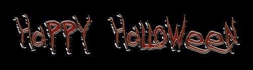 Petits Mots d'Halloween Série 2