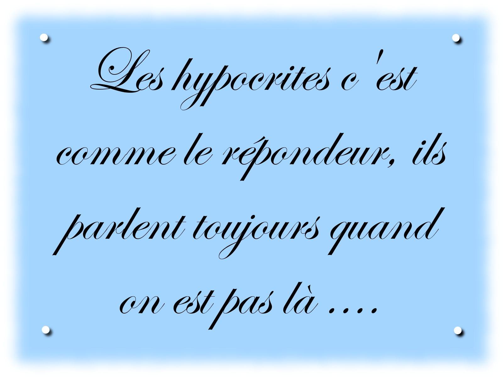 citations pour les hypocrites   eem1