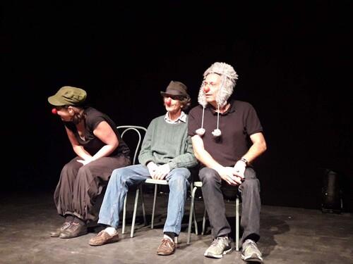 Stage clown avec Colette Gomette