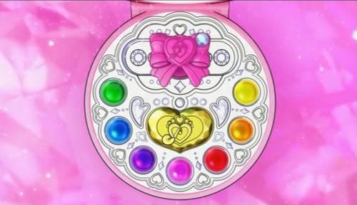 Emily/Glitter Lucky (Miyuki/Cure Happy)