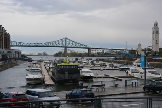 Montréal, le vieux port
