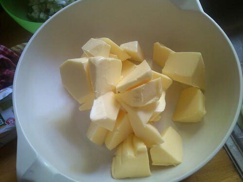 Des petits Palmiers aux amande pour le goûter (et le pic nic de demain en fait^^)