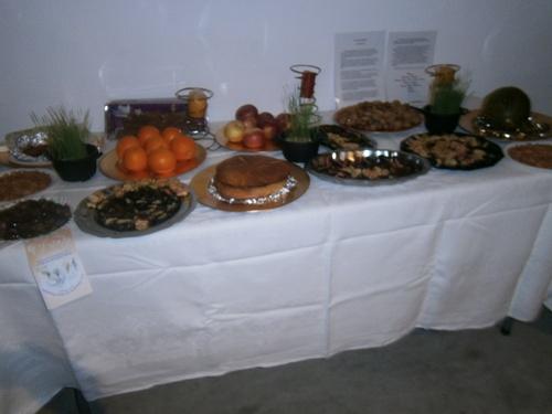Sur le thème des buffets