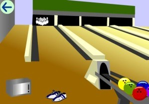 Escape from bowling place - Escape from bowling alley