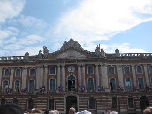 18 août : Toulouse et Airbus