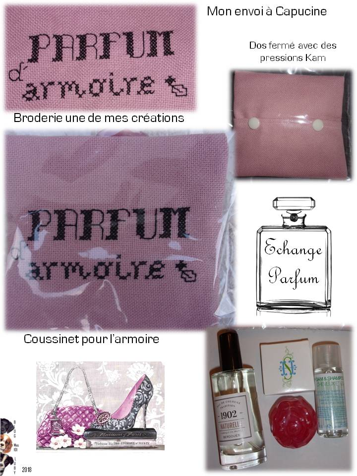 "Echange ""parfum"""