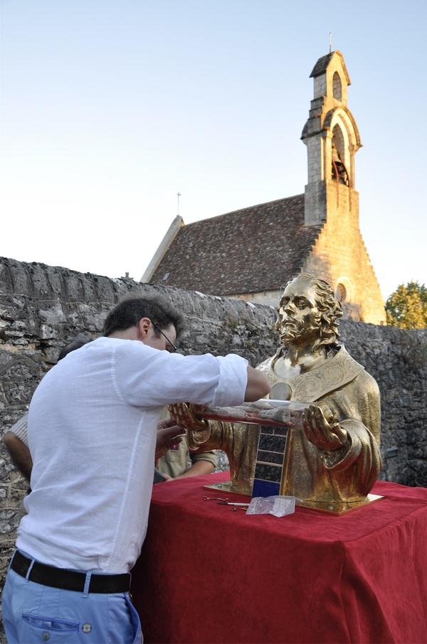 Transfert des reliques de saint-Amadour ( suite)