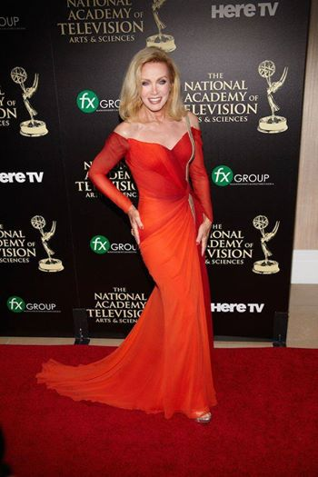Photos de Donna Mills au 41ème Daytime Emmy Awards