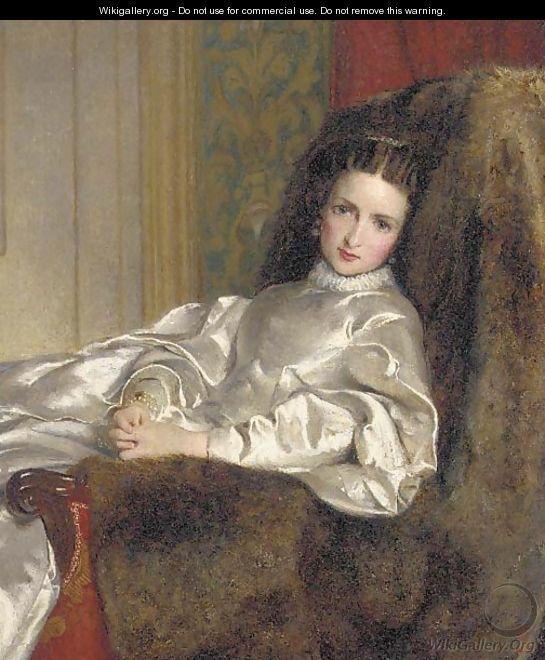 Philip Hermogenes Calderon (1833 – 1898) – Pintor Francês_18
