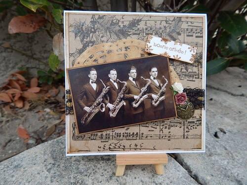 *Des voeux en musique!