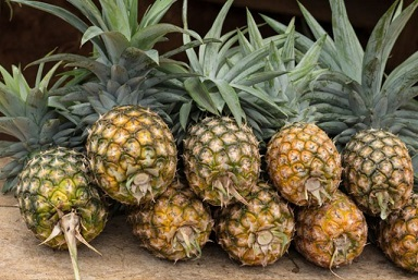 L'ananas ...