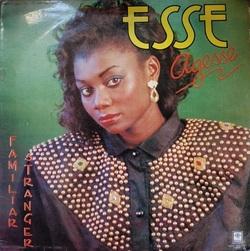 Esse Agesse - Familiar Stranger - Complete LP