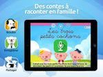 Contes : découvrez les récits populaires sur l'appli Badabim !