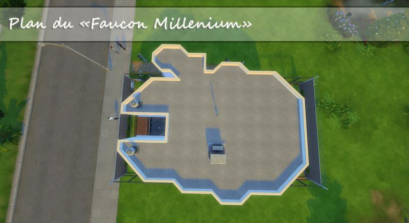[Restaurant] Le Faucon Millenium