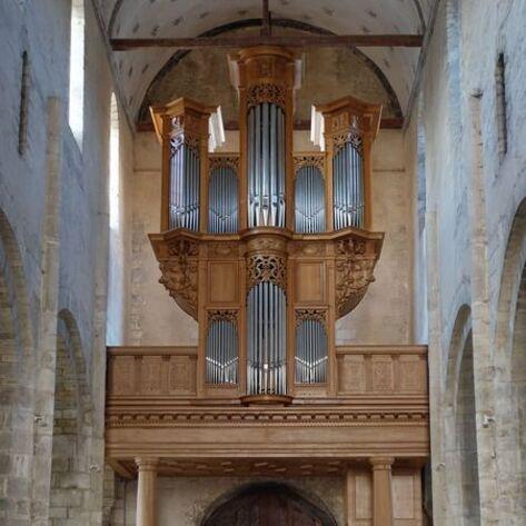Inauguration de l'orgue de Saint-Gilles d'Etampes