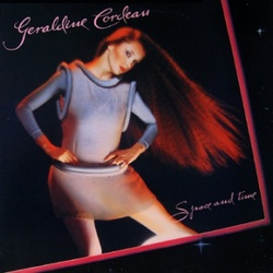 Geraldine Cordeau - Space And Time - Complete LP