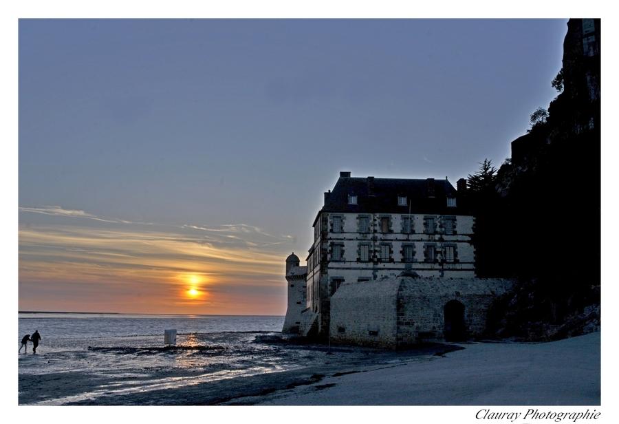 Mont Saint Michel de Nuit - 13 Juin 2015