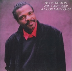 Billy Preston - You Can't Keep A Good Man - Complete LP