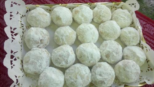 Ghribya semoule coco