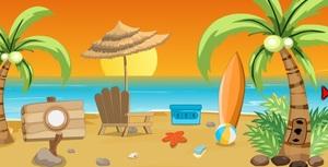 Jouer à Jamaica beach escape