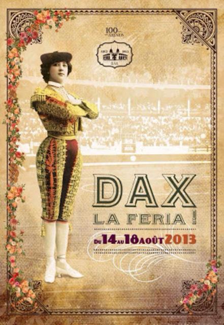 #féria de #Dax 2013