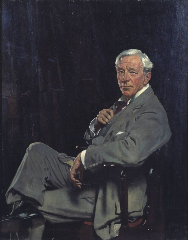 'Sir William McCormick', Sir William Orpen | Tate