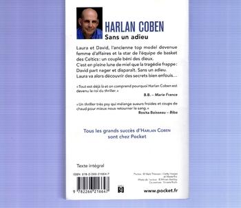 Harlan Coben - sans un adieu (2)